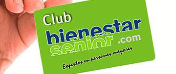 Bienestar Senior, el Club de las Personas Mayores