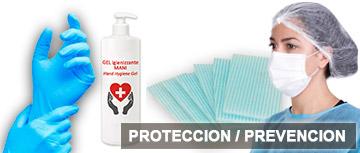 Medidas de protección y prevención