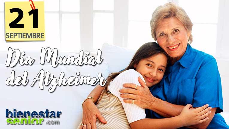 21 de Septiembre, dia Mundial del Alzheimer - BienestarSenior.com