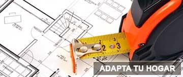 Adapta tu hogar para que se accesible