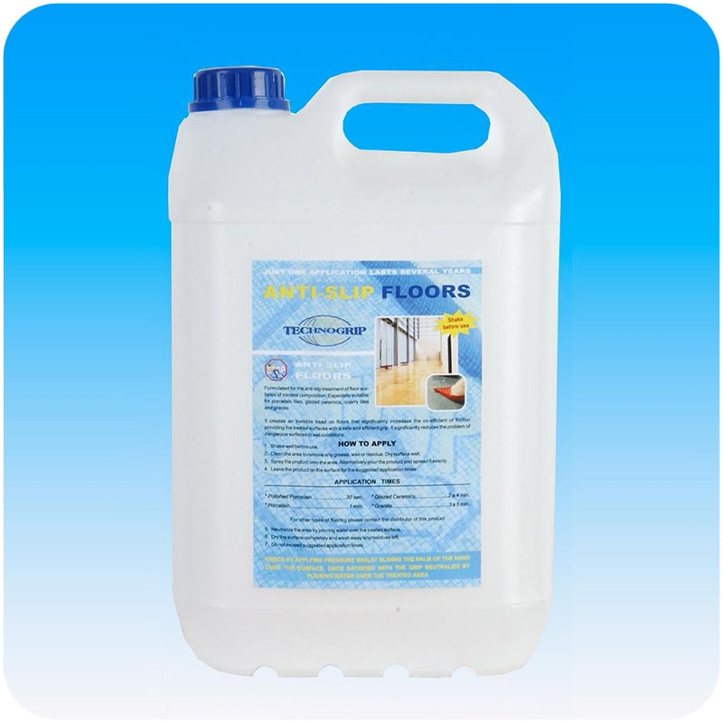 Spray Antideslizante Para Evitar Caídas (5 litros)