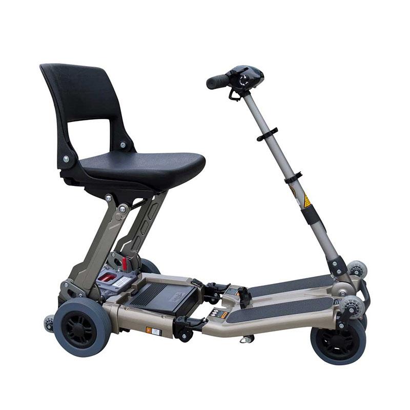 Scooter Luggie Standard - Portátil Montaje Fácil y Rápido