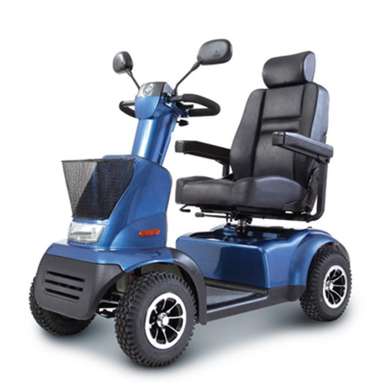 Scooter Eléctrico - Asiento Fácil Acceso