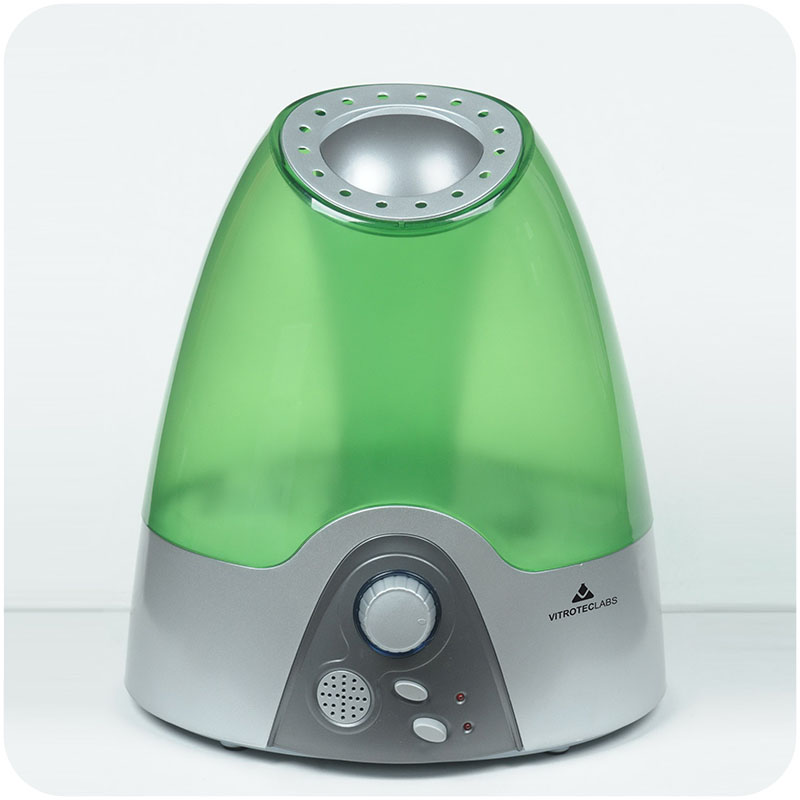 Humidificador Regulable Con Ionizador