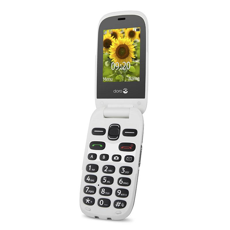 Doro 6030 - Teléfono Móvil Con Tapa