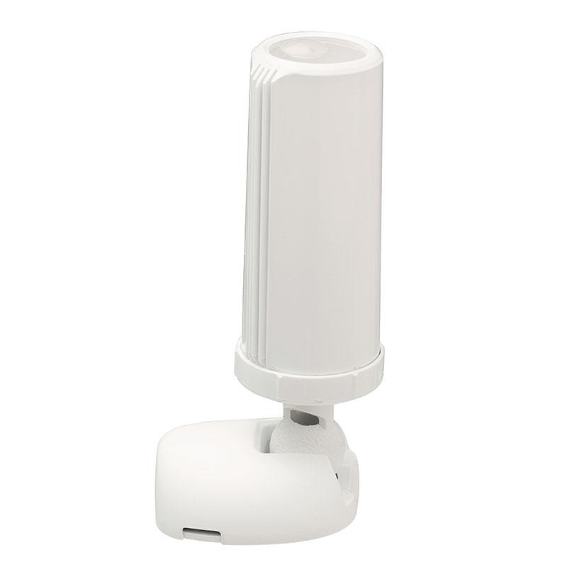Lámpara Led Sensor y Linterna con Pilas