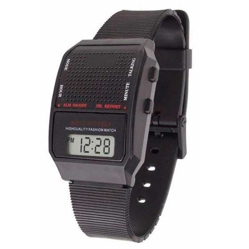 Reloj de Pulsera Parlante Digital Invidentes