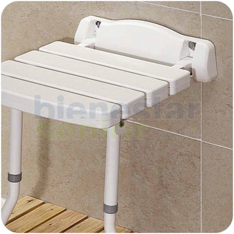 Duchas con asiento sitio de dos de los asientos de la for Rinconeras para ducha