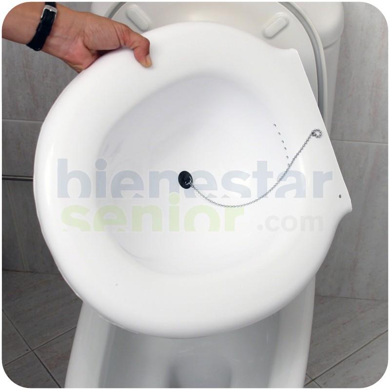 Bidet con tap n para wc productos para mayores for Bidet para wc