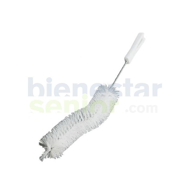 Cepillo Largo Limpieza Botellas/Cuñas