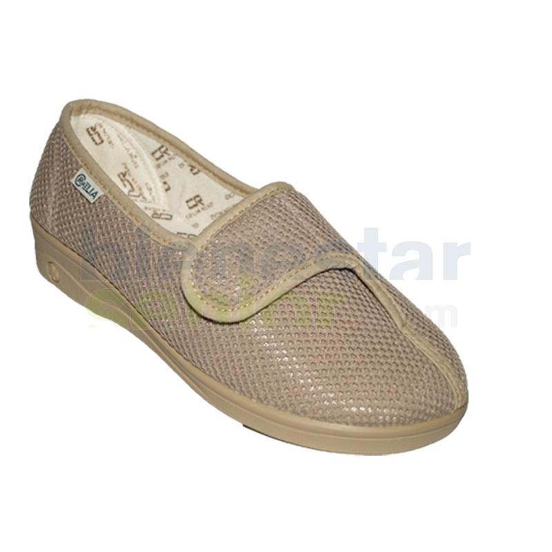 Zapatillas Rejilla Velcro