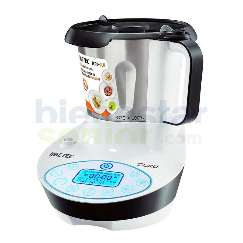 Robot de cocina zero glu cocina sin gluten productos for Productos para cocina