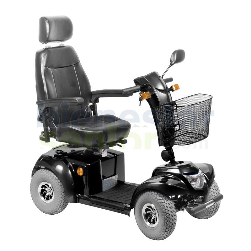 Scooter Ceres 4 – Conducción Segura