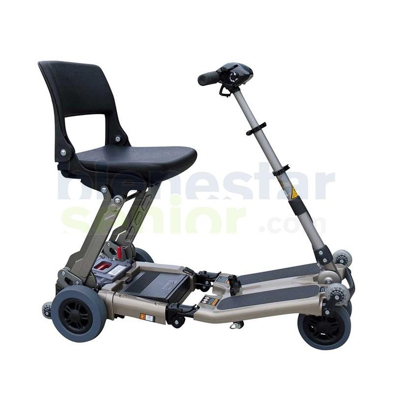 Scooter Luggie - Portátil Montaje Fácil y Rápido
