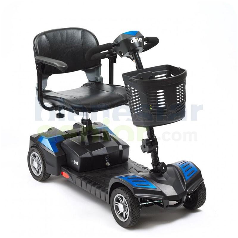 Scooter Eléctrico Versátil