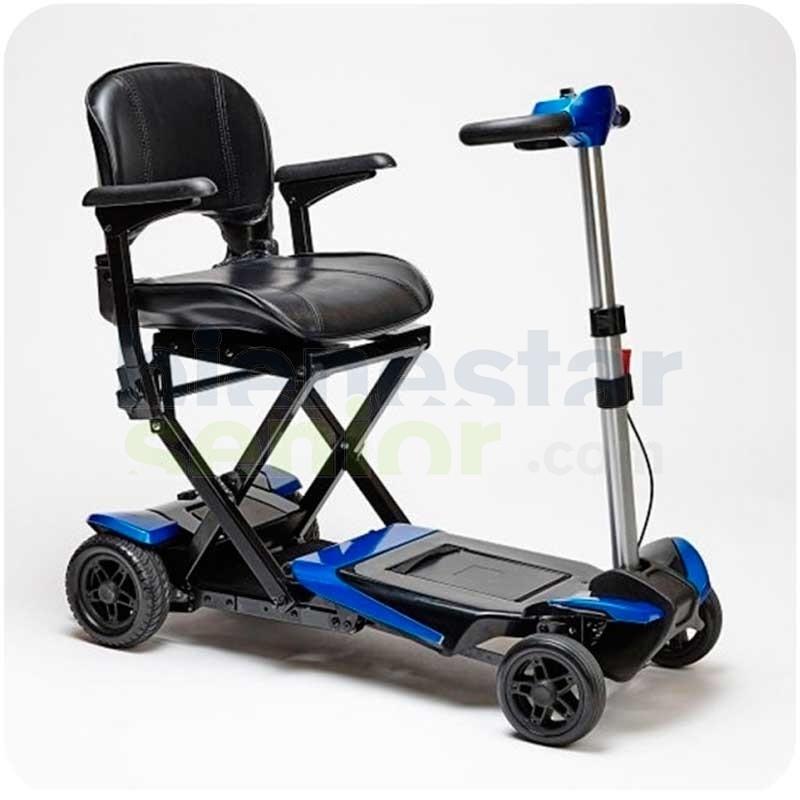 Scooter Eléctrico Plegable con Mando