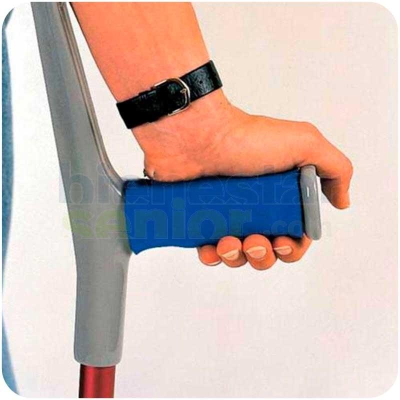 Funda Suave Muletas Transpirable Confort (2ud.)
