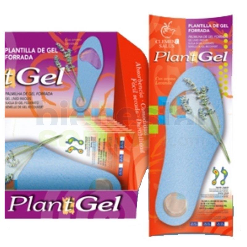 Plantillas Gel Confort Aroma Agradable