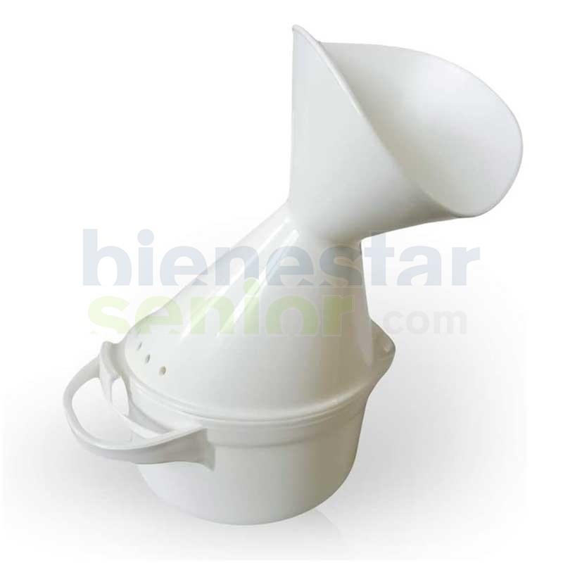 Inhalador de Vapor Seguro Terapias Respiratorias