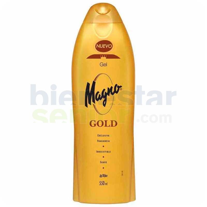 Gel de Baño Magno Gold