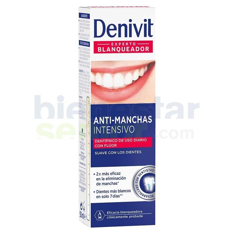 Dentifrico Experto Blanqueador Anti-Manchas