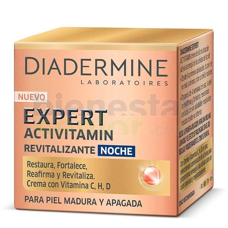 Crema DD Expert Activitamin Noche
