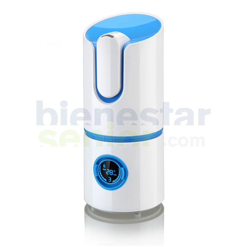 Humidificador Regulable Con Higrómetro