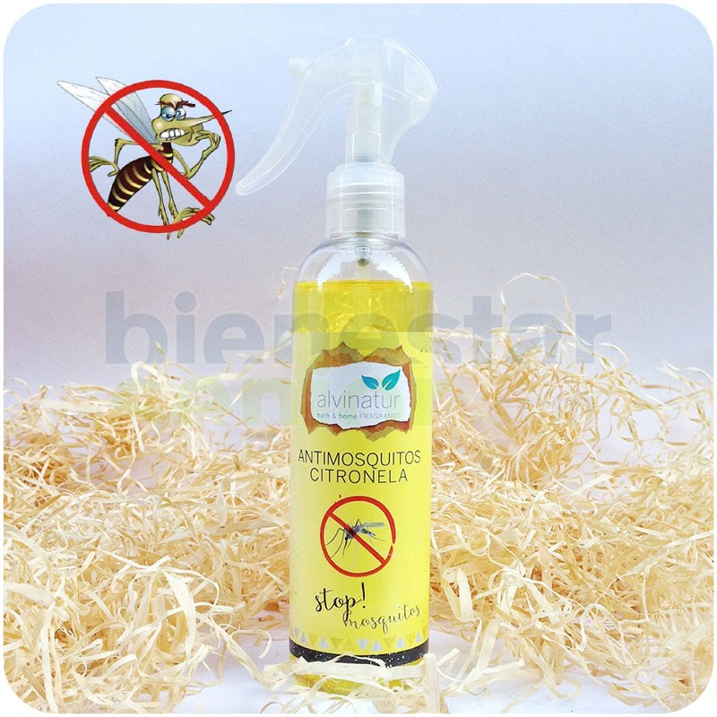 Spray Citronella Antimosquitos