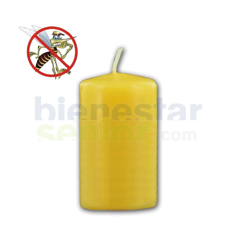 Vela Citronella Antimosquitos Taco