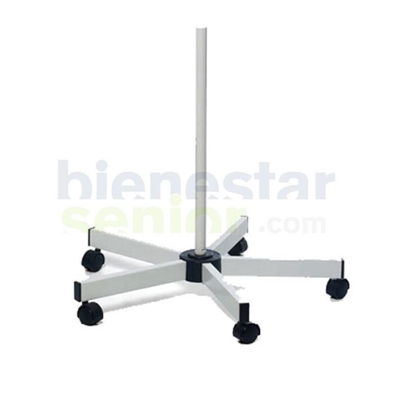 Base Ruedas para Lámpara Lupa 5x (FL22w HF)