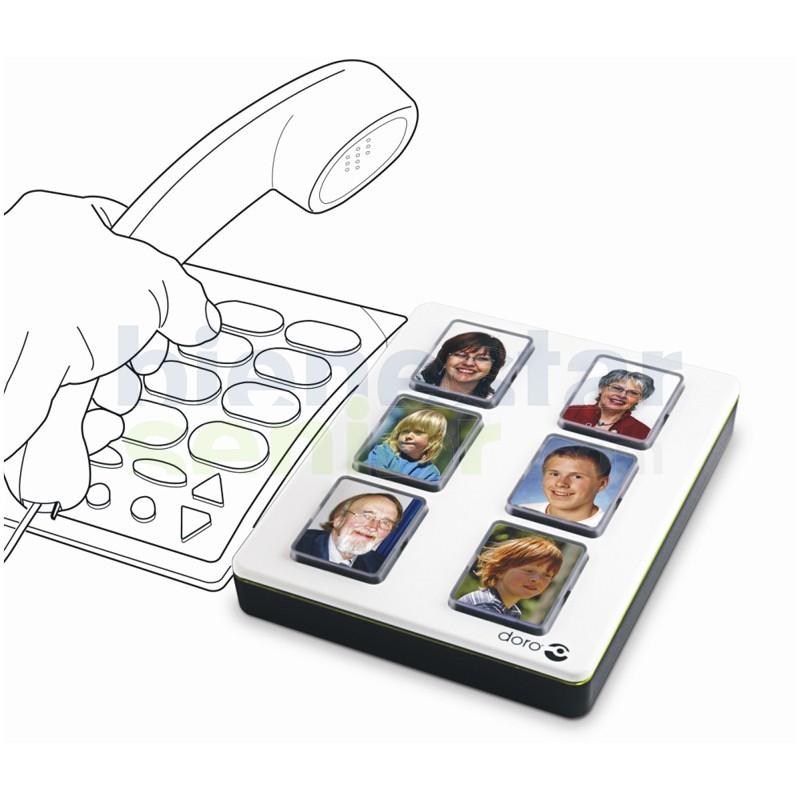 Accesorio (Doro 309dp) 'Llamada Fácil' para Teléfono