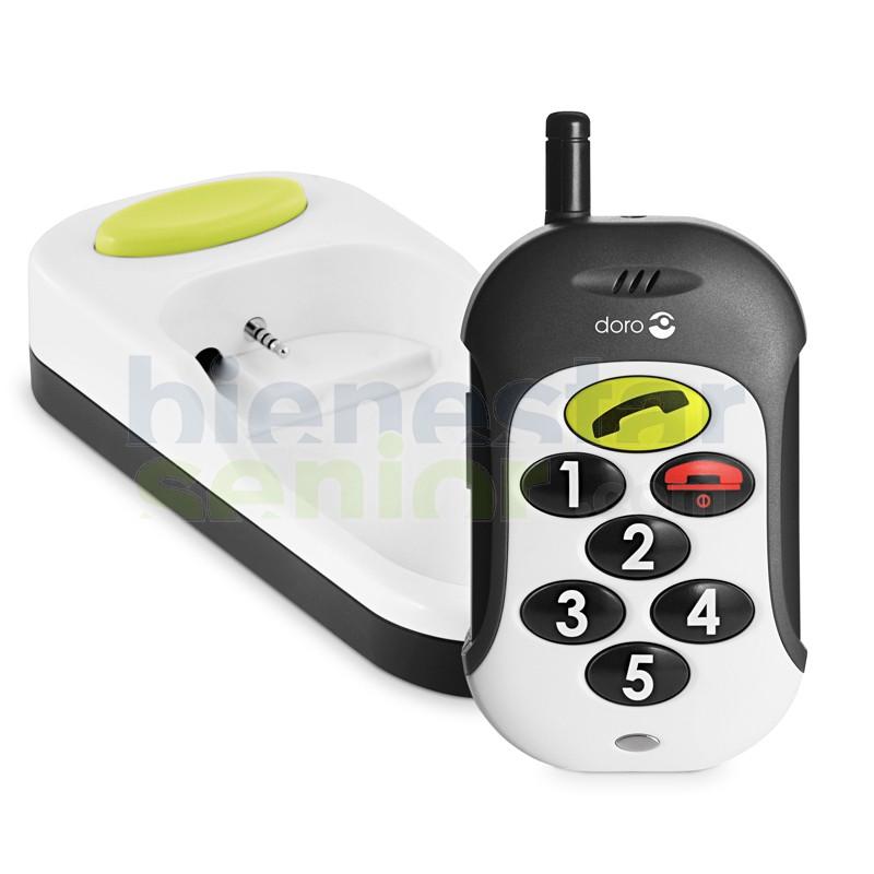 Teléfono Móvil (Doro 324) 5 Teclas + Cargador