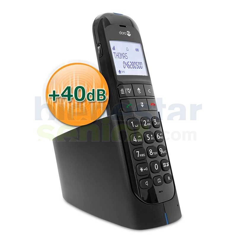 Doro Magna 2000 - Teléfono Inalámbrico Super Amplificado