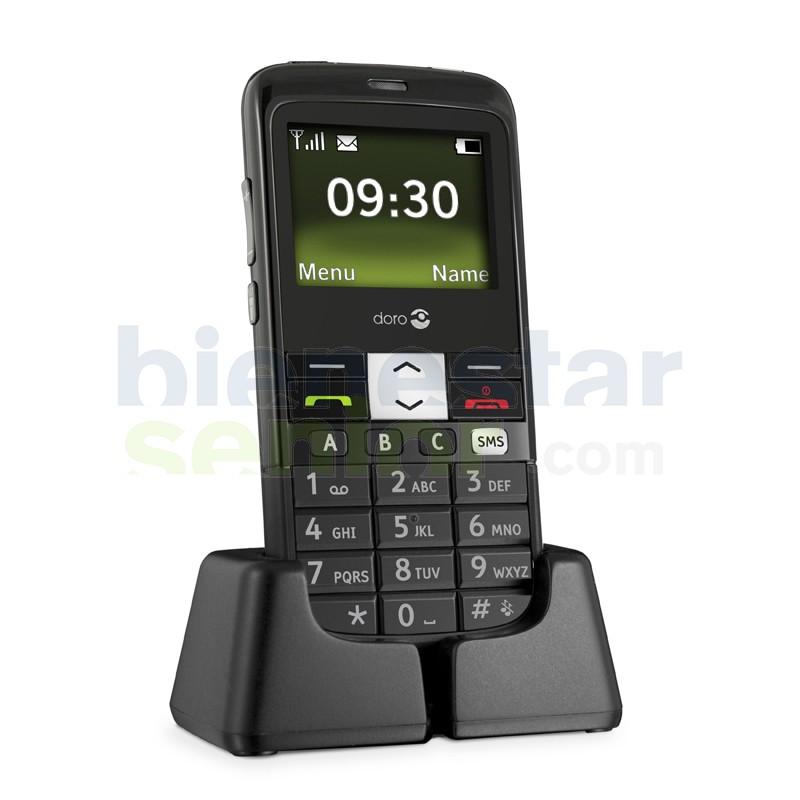 Teléfono Móvil (Doro 332) con Teclas Grandes y Sms