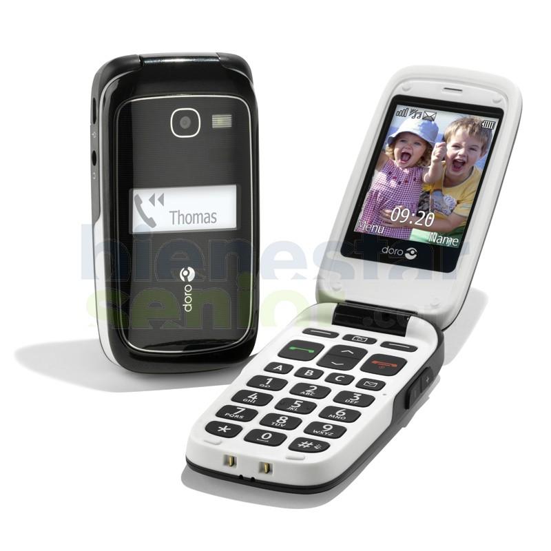 Doro 615 - Teléfono Móvil Descolgar Rápido