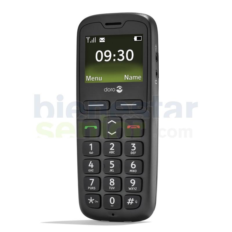 Doro PhoneEasy 505 - Teléfono Móvil Teclas Grandes