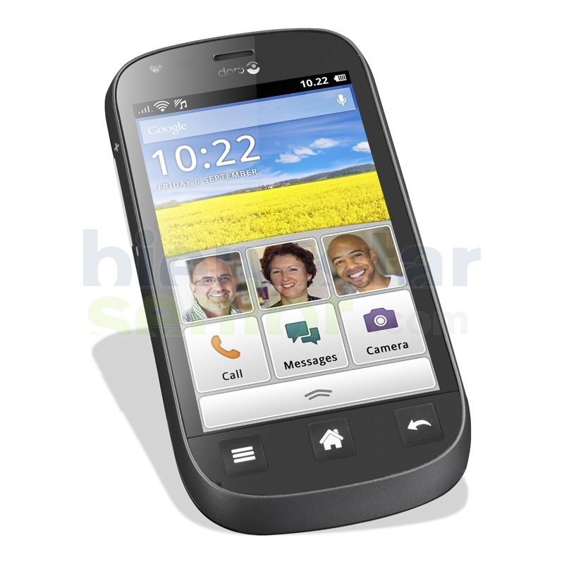 Doro Liberto 810 - Teléfono Móvil Táctil Uso Sencillo
