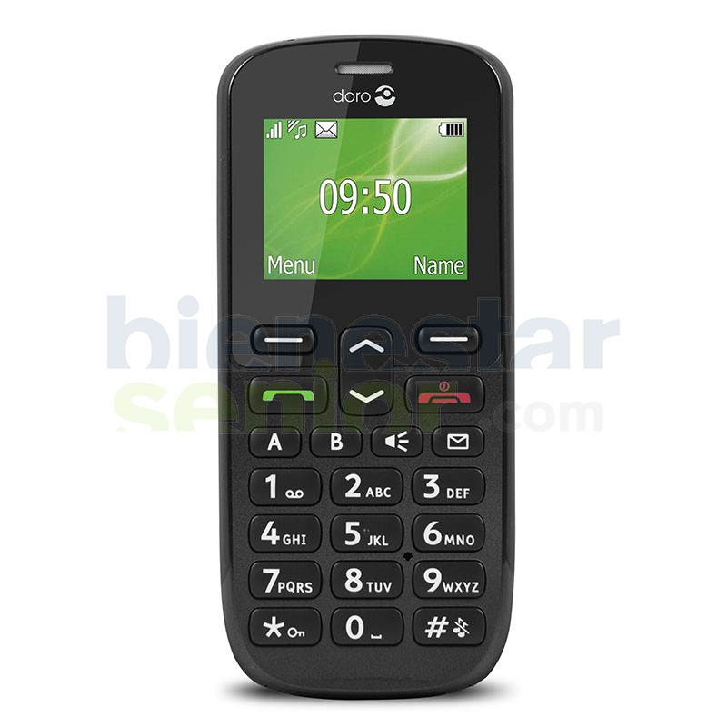 Doro PhoneEasy 508 - Teléfono Móvil Teclas Grandes