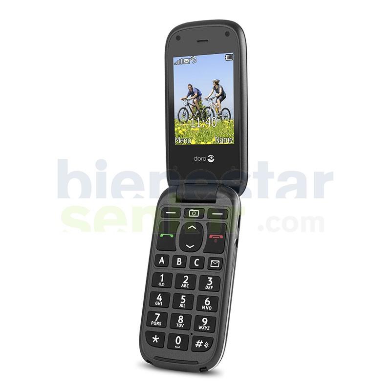 Doro PhoneEasy 613 - Teléfono Móvil Pantalla Grande