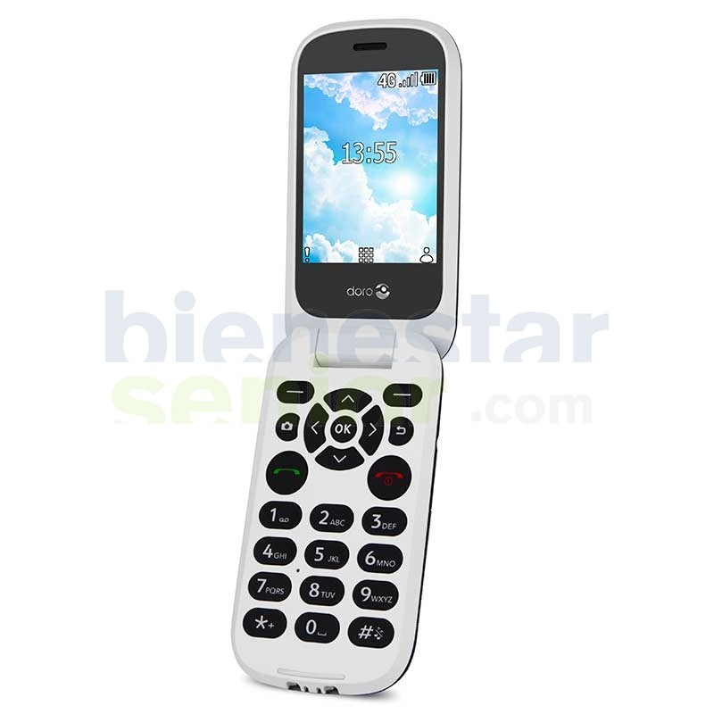 Doro 7060 - Teléfono Móvil Fácil con Whatsapp