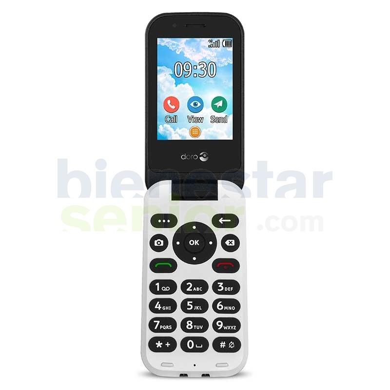 Doro 7030 - Teléfono Móvil Fácil con Whatsapp, Facebook e Internet