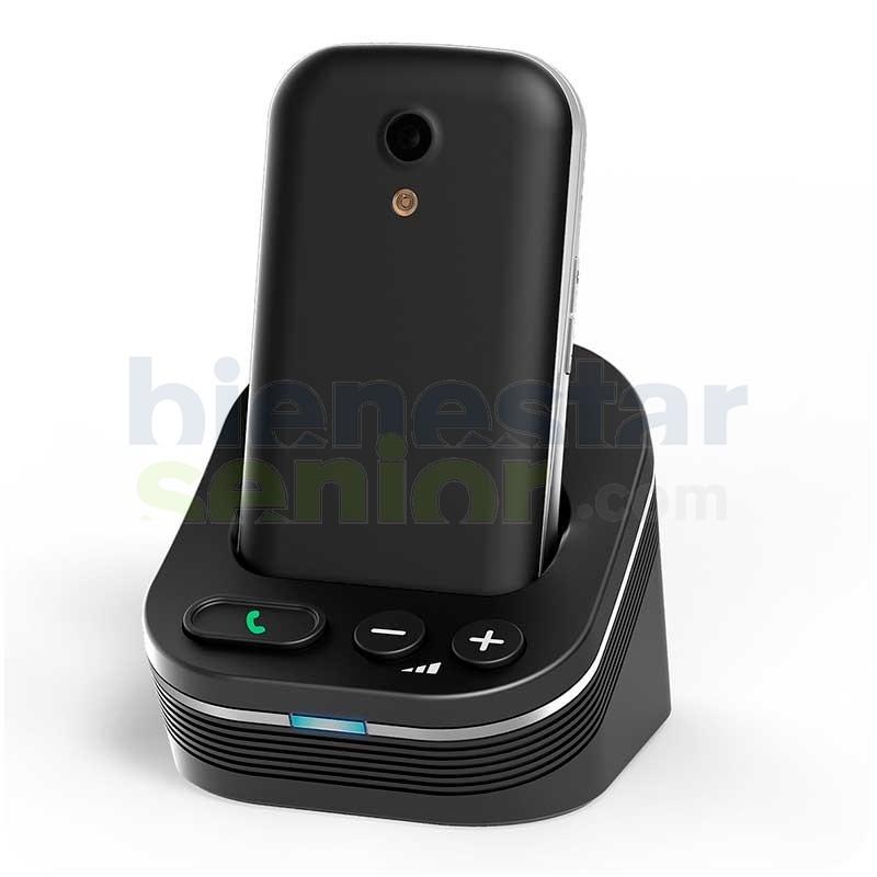 Teléfono Móvil Base Manos Libres - amplicomms M24