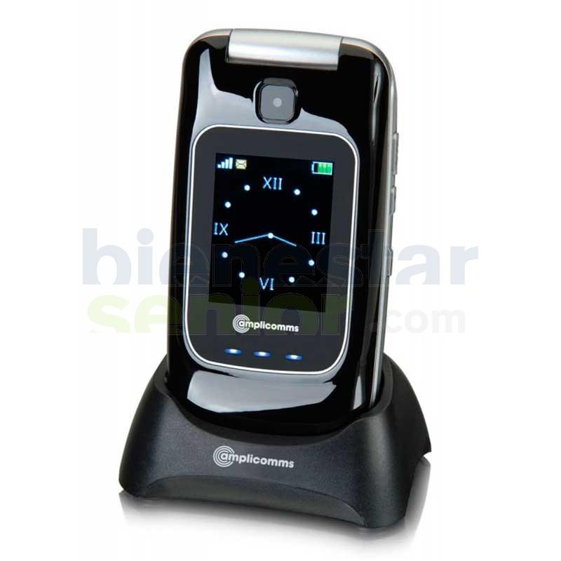 Teléfono Móvil Pantalla Externa - amplicomms PowerTel M7510-3G