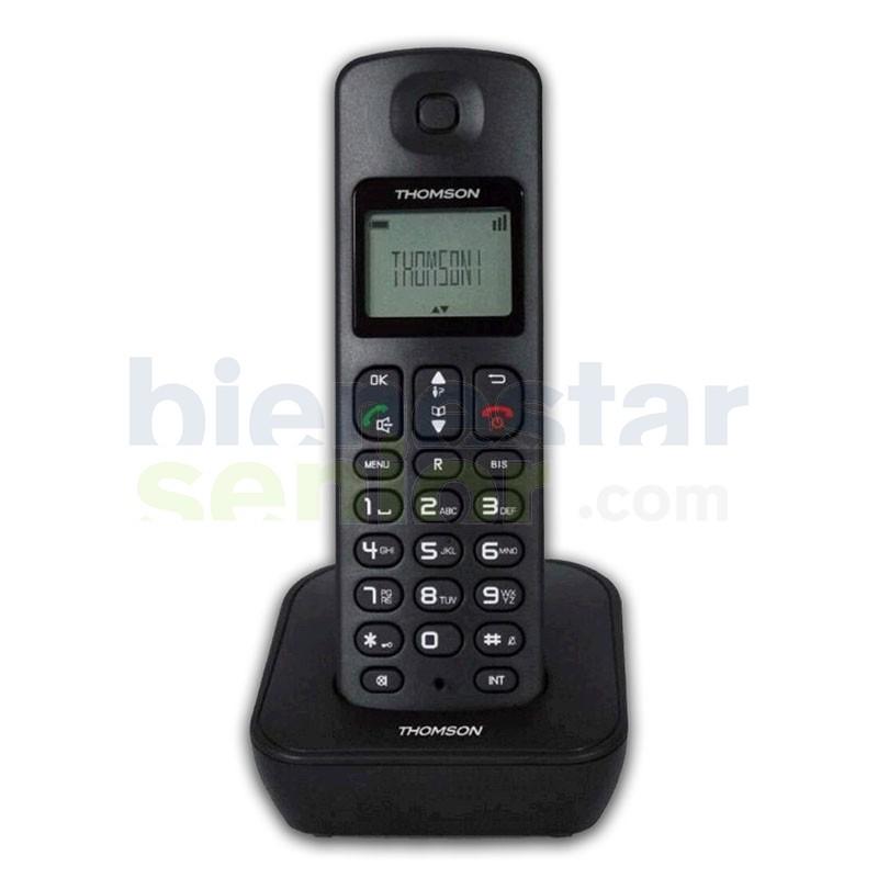 Teléfono Inalámbrico Ergonómico