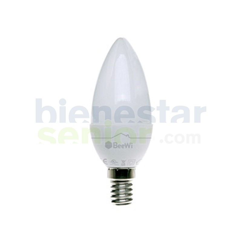 Bombilla Led Color Bluetooth Smart (E14 5W)