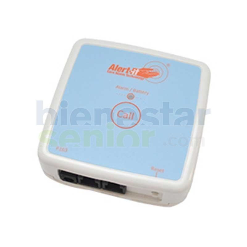 Monitor/Emisor de Aviso para Alfombra con Detector