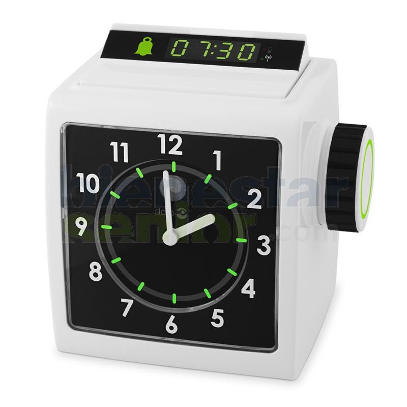Reloj Despertador Números Grandes (Doro)