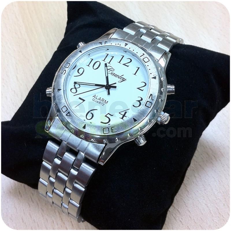 Reloj de Pulsera Parlante Caballero