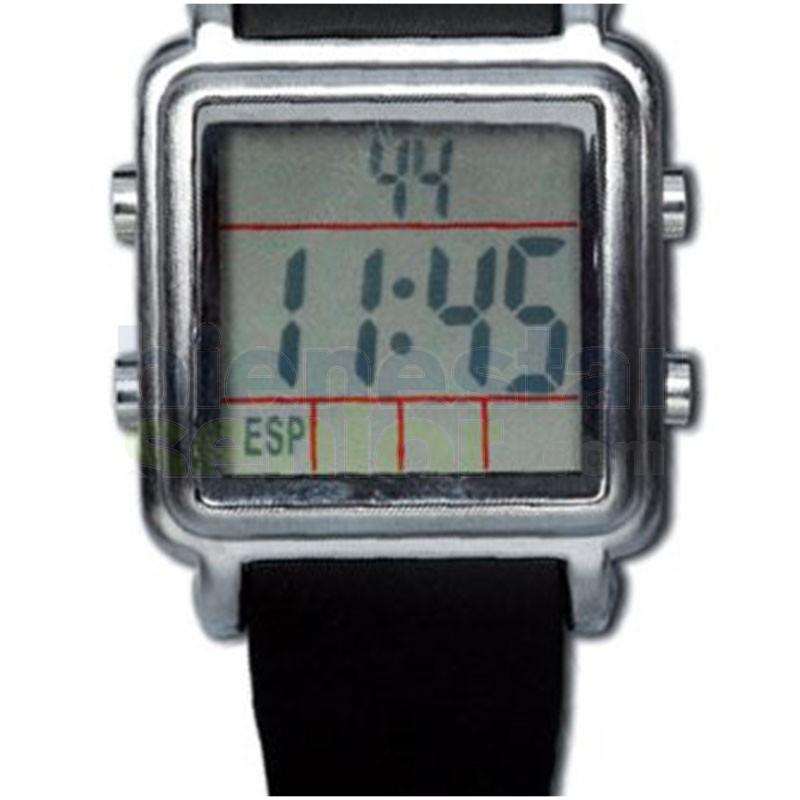 Reloj de Pulsera Parlante Digital Caballero
