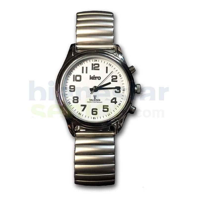 Reloj de Pulsera Parlante Hora Automática (Caballero)